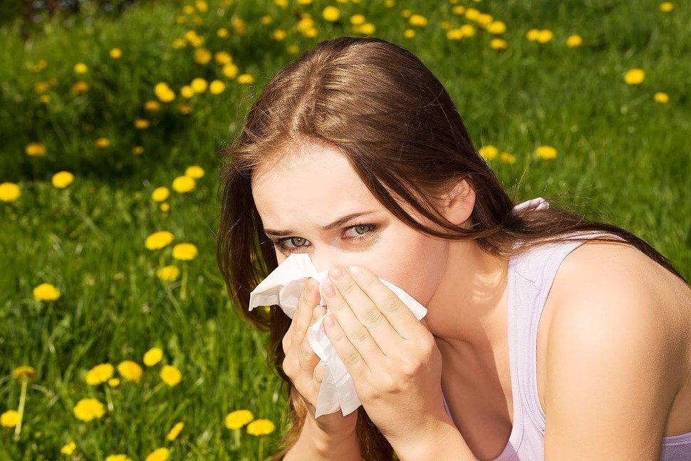 Сезонный аллергический риноконъюнктивит