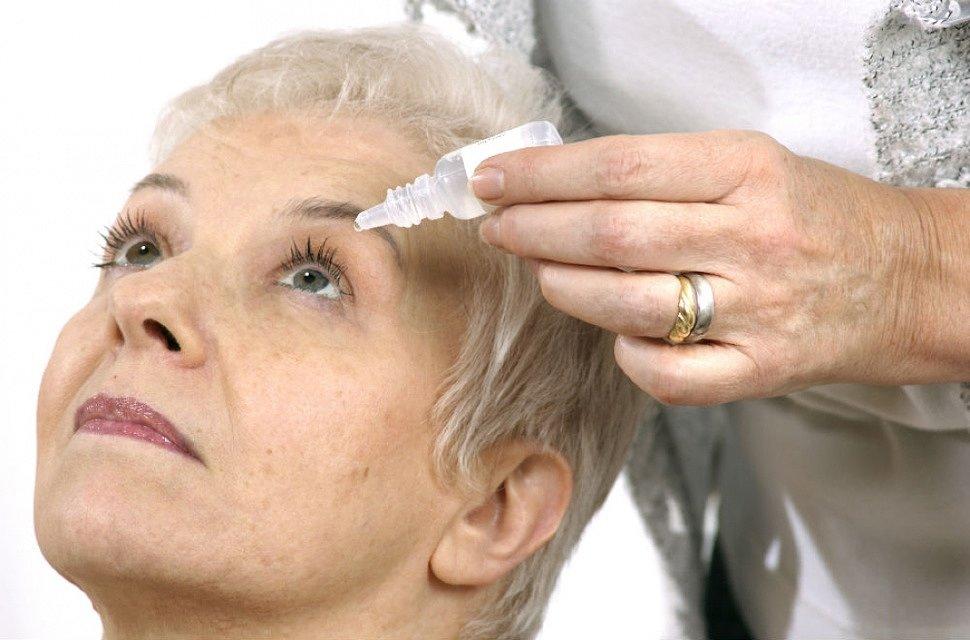 Скорая помощь при проявлении ячменя на глазу