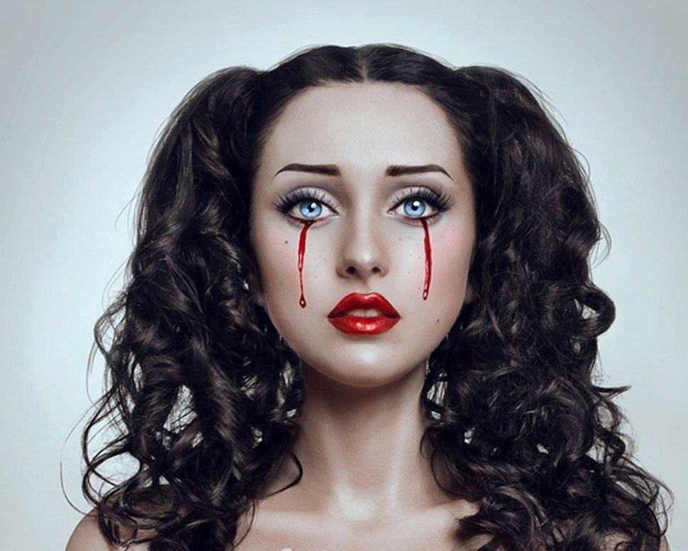 Гемолакрия, или кровавые слезы