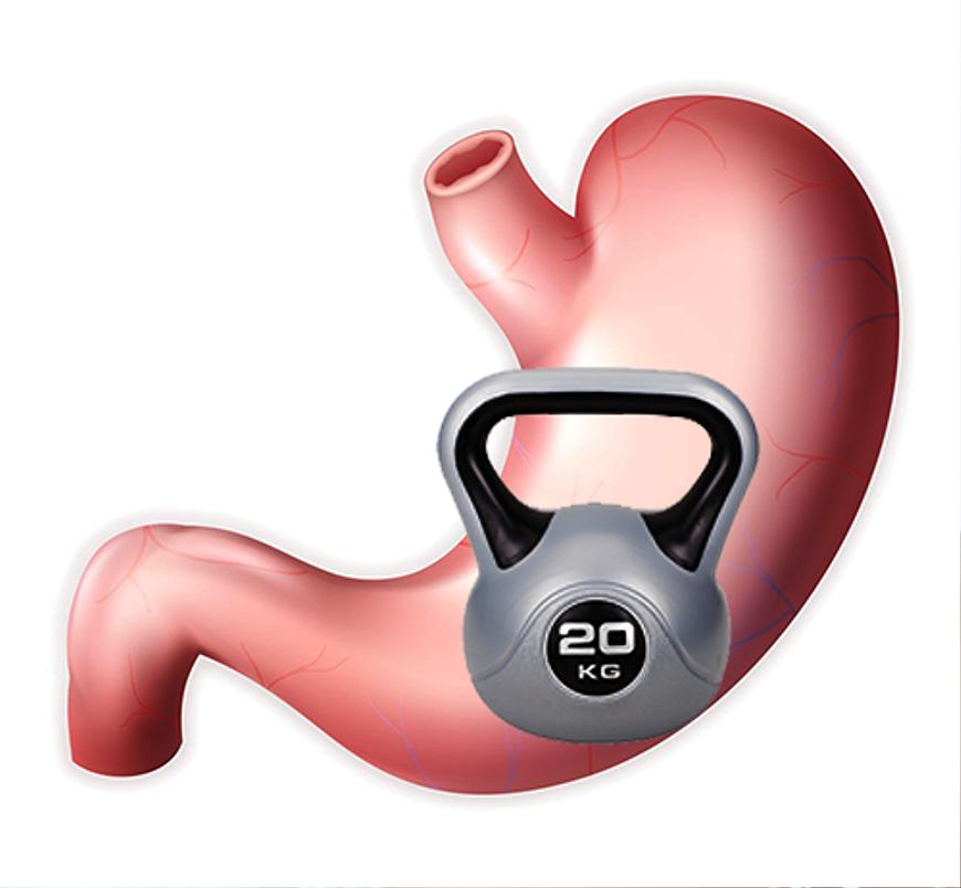 Что делать при тяжести в желудке в