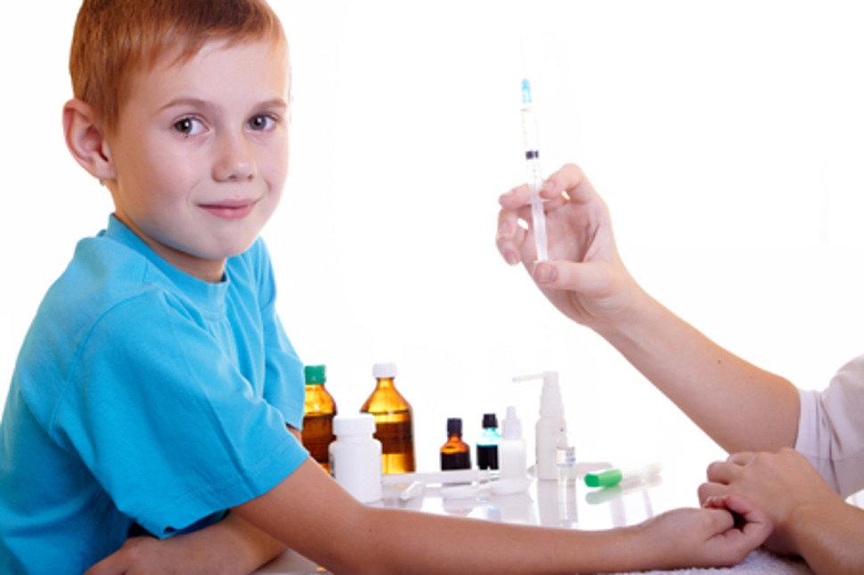 вакцинация от инвазивной пневмококковой инфекции